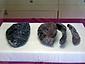 幌加川遺跡出土の石器群