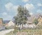ヴォードルイユの農家