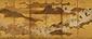 吉野山図屏風