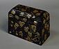 葡萄栗鼠螺鈿箱