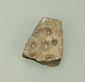 多孔台石残片