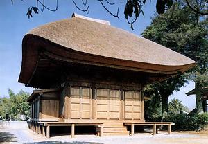 竜禅寺三仏堂 文化遺産オンライン
