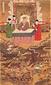 泰山王図(十王図のうち)