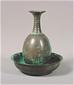 響銅王子形水瓶及び承盤