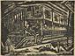 小野忠重版画集『工場』