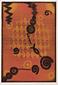 銅版画集『宮沢賢治「春と修羅」より』 5 蠕虫舞手(アンネリダタンツェーリン)