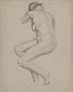 裸婦[背中]
