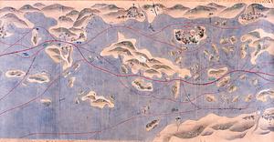 西国海路図絵巻 文化遺産オンライン