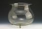 ガラス金魚鉢