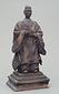 鍋島直正銅像模型(弓野人形)