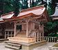 彌彦神社摂社乙子神社
