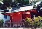 長田神社神楽殿