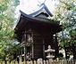 泊神社本殿
