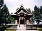 三輪神社 境内社須賀神社本殿