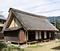 旧高野家住宅(山梨県塩山市上於曽) 小屋
