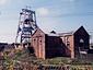三井石炭鉱業株式会社三池炭鉱宮原坑施設 第二竪坑巻揚機室