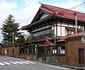 旧津島家住宅 煉瓦塀 (北方)