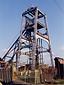 三井石炭鉱業株式会社三池炭鉱宮原坑施設 第二竪坑櫓