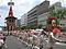 京都八坂神社の祗園祭
