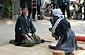 布施神社のお田植祭