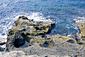 平根崎の波蝕甌穴群