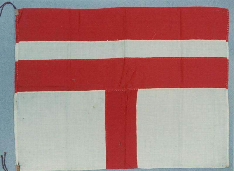 郵政旗(逓信旗)
