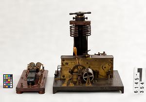 アーリンコート生写電信機