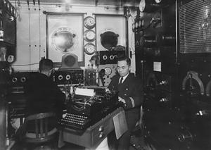 秩父丸無線電信局