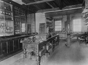 オーストラリア電信機械室