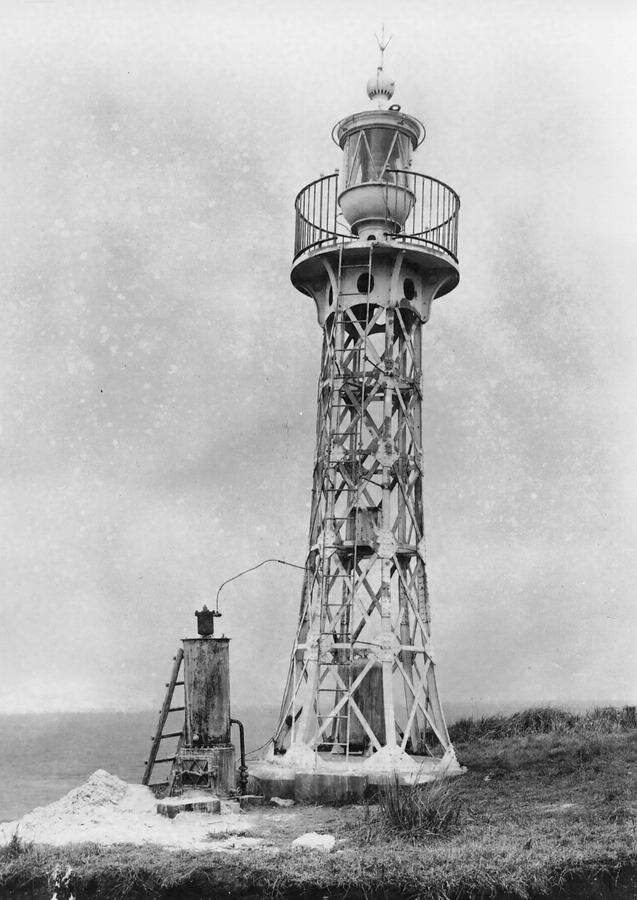 第三海堡灯台