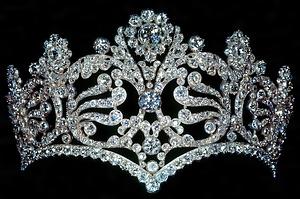 皇后ジョゼフィーヌの宝冠 文化...