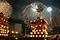 秩父祭の屋台行事と神楽