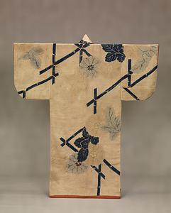 籬菊模様小袖 文化遺産オンライン