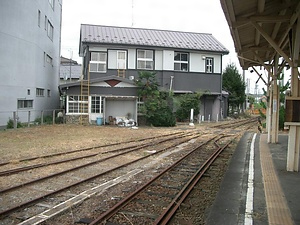 旧黒野駅 文化遺産オンライン