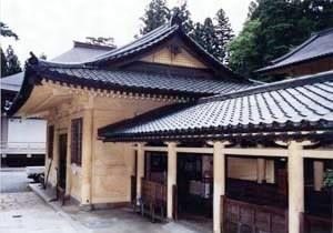高野山霊宝館玄関・北廊・中廊 こうやさんれいほうかんげんかん・きたろう・なかろう