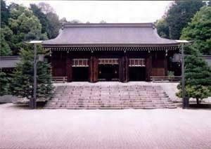 近江神宮内拝殿 文化遺産オンラ...
