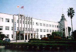熊本県立玉名高等学校本館 くまもとけんりつたまなこうとうがっこうほんかん