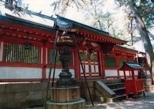 長田神社透塀及び門 ながたじんじゃすきべいおよびもん
