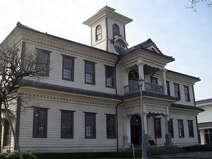 旧伊達郡役所 だてぐんやくしょ