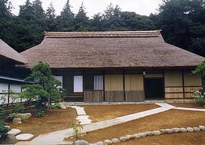 関家住宅(神奈川県横浜市港北区勝田町) 主屋 文化遺産オンライン