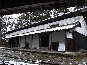 旧笹川家住宅(新潟県西蒲原郡味...