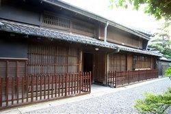 旧堀田家住宅(愛知県津島市禰宜町) 主屋 ほったけじゅうたく しゅおく