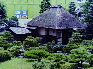蘆花浅水荘 持仏堂(記恩堂) ろかせんすいそう じぶつどう(きおんどう)