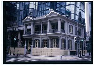 旧神戸居留地十五番館 こうべきょりゅうちじゅうごばんかん