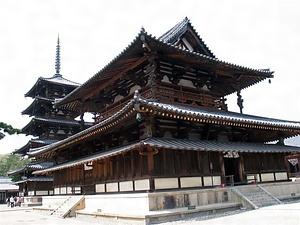 法隆寺金堂 文化遺産オンライン