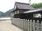 閑谷神社(旧閑谷学校芳烈祠) 幣殿(階)