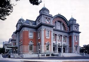 大阪市中央公会堂 おおさかしちゅうおうこうかいどう