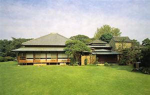 旧徳川家松戸戸定邸 表座敷棟 とくがわけまつどとじょうてい おもてざしきとう