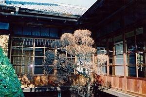 旧徳川家松戸戸定邸 奥座敷棟 とくがわけまつどとじょうてい おくざしきとう
