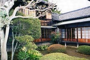 旧徳川家松戸戸定邸 台所棟 きゅうとくがわけまつどとじょうてい だいどころとう